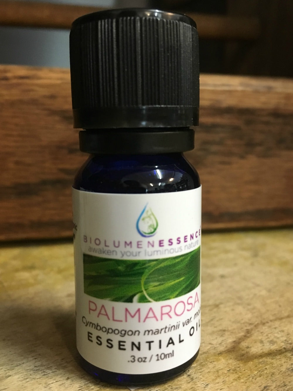 ORGANIC PALMAROSA ESSENTIAL OIL 10ml