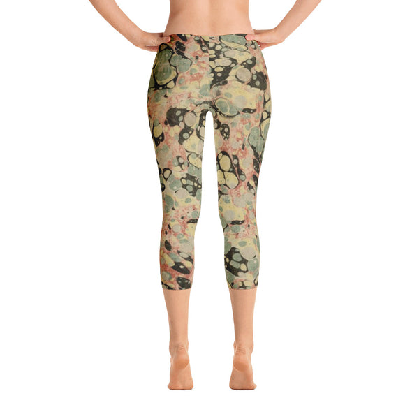 Marbel Capri Leggings