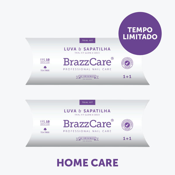 2x Trial Kit Brazzcare