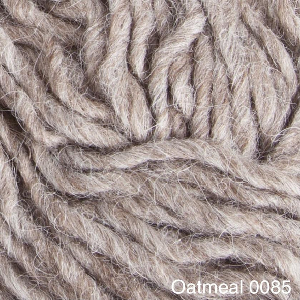 Icelandic Sheep Wool Super Bulky Jöklalopi Lopi Wool Yarn 3 Colors - 100g skein from Lopi Brand Iceland - Copia Cove Icelandic Sheep & Wool