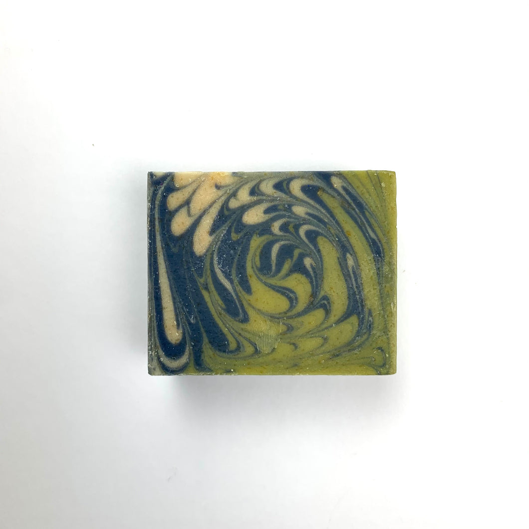 Sheep Milk Soap - Holiday Herb - Handmade Bars - Cold Process - Palm Oil Free