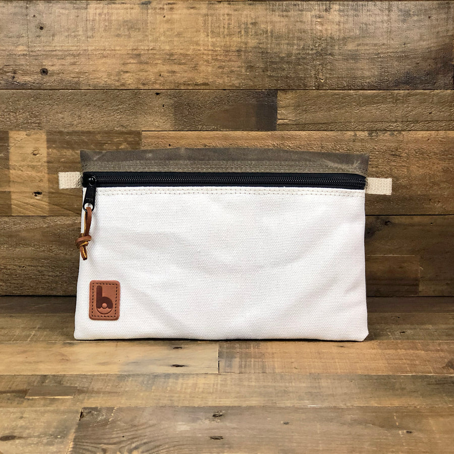 Medium Hemp Accessory Bag