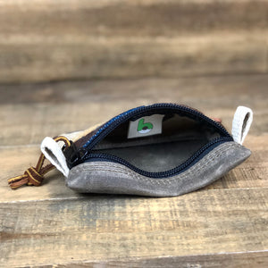 Mini Wool Accessory Bag