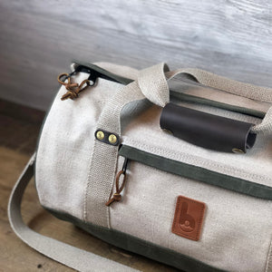 Small Destination Duffel