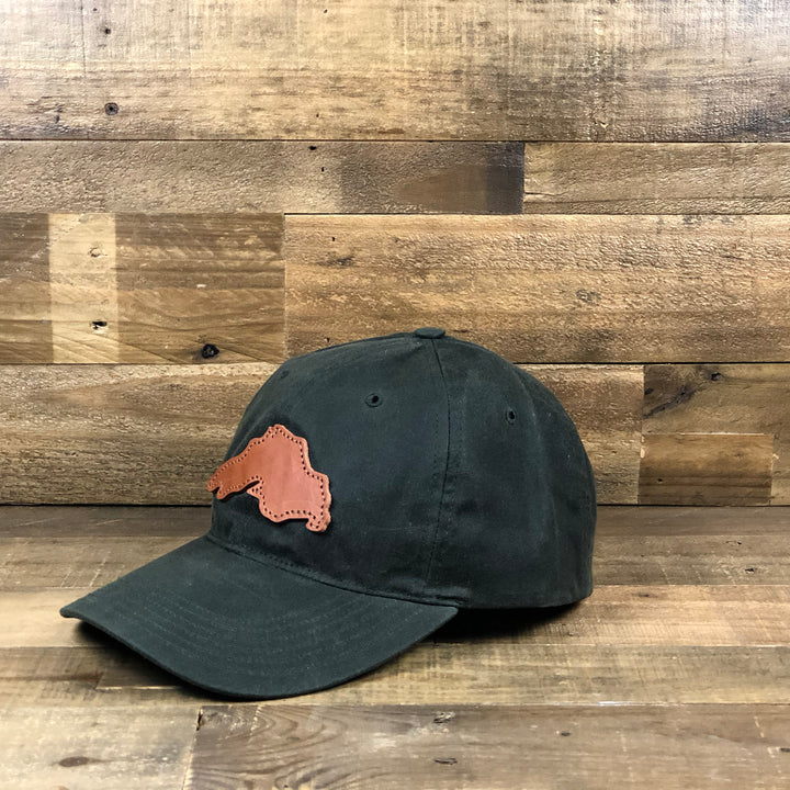 Waxed Lake Superior Cap