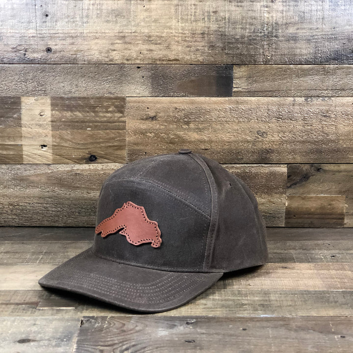 Waxed Lake Superior New School Cap
