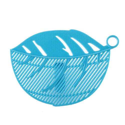 Durable Cleaning Rice Tool- Leaf Design