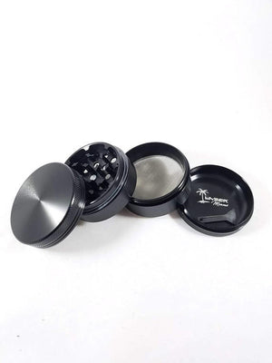 Black Panther Metal herb grinder