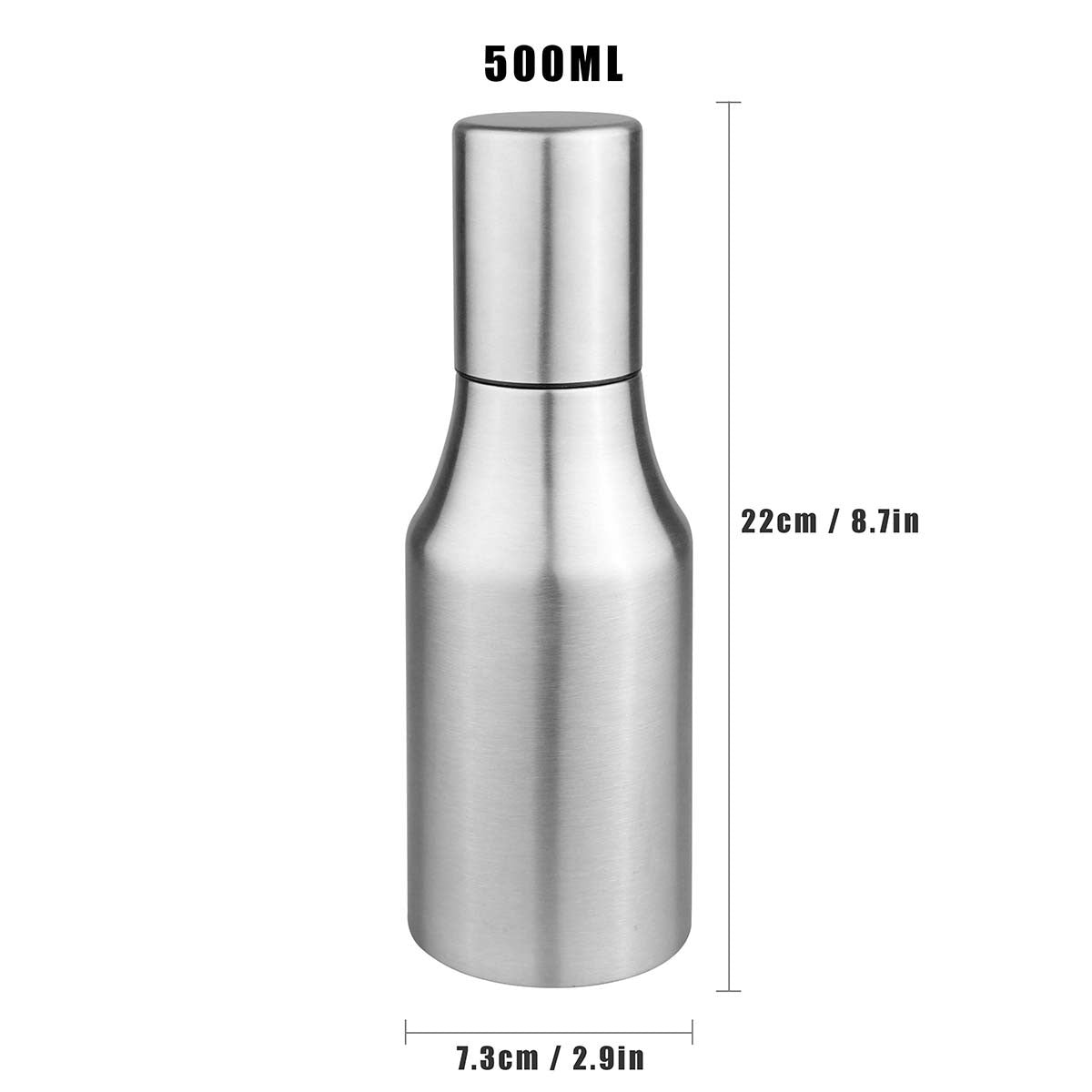 Stainless Steel Leak-proof Oil Dispenser