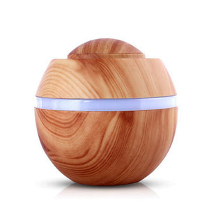 LED Aroma Humidifier - Color Changing