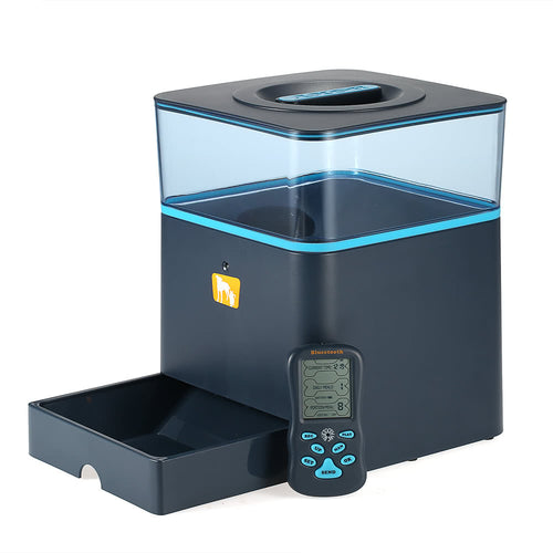 Automatic Pet Feeder with Remote Control & Voice Recording