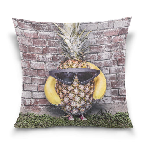 Throw Pillow - Pineapple