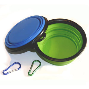 Collapsible Pet Dish