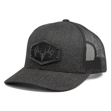 Load image into Gallery viewer, Engraved Wooden Patch Trucker Cap Snapback Hat By Union Standard