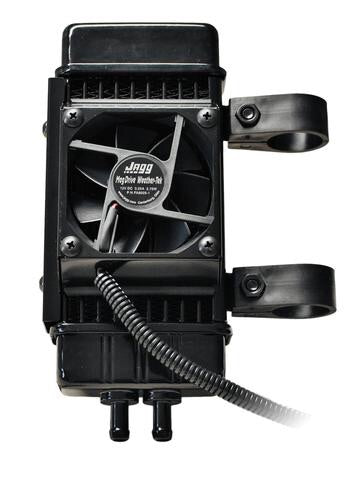 Jagg Fan-assisted Vertical 10-row Oil Cooler System