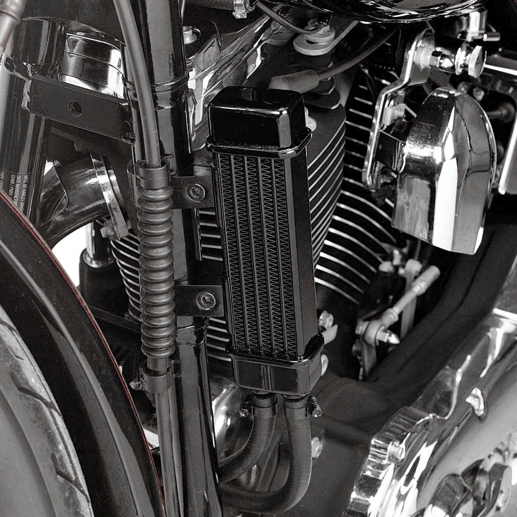 Jagg Oil Cooler system (Touring 84-16)