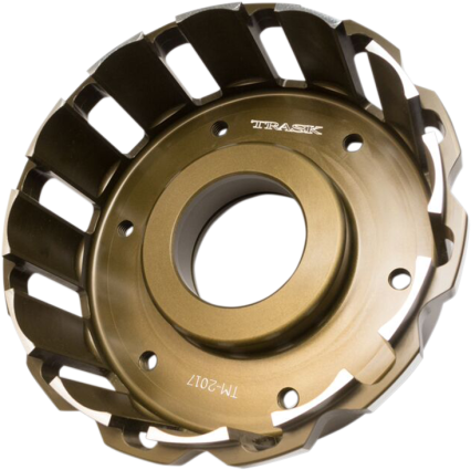 MILWAUKEE 8 TRASK BILLET ALUMINUM CLUTCH BASKET