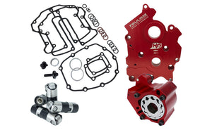 RACE SERIES OILING SYSTEM, Gear or Chain drive, Milwaukee Eight Oil Cooled engines