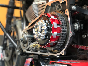 TRASK BILLET ALUMINUM CLUTCH BASKET