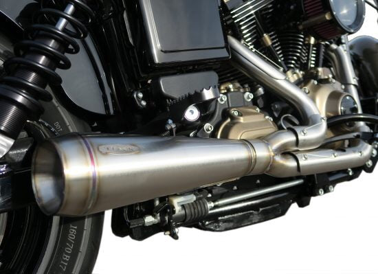 TRASK PERFORMANCE Assault 2-1 Exhaust