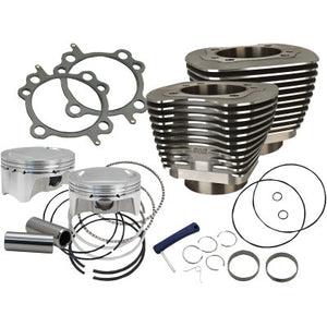 "S&S CYCLE CYLINDER KIT 107"" 07+ Twin Cam"