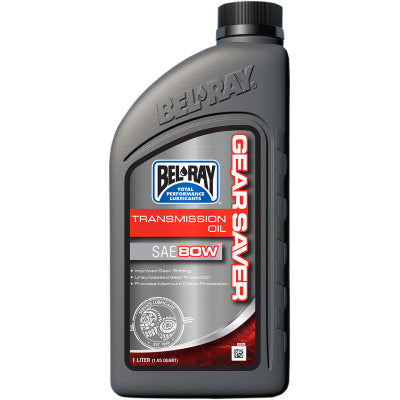 BEL-RAY Gear Saver Transmission Oil - 80wt