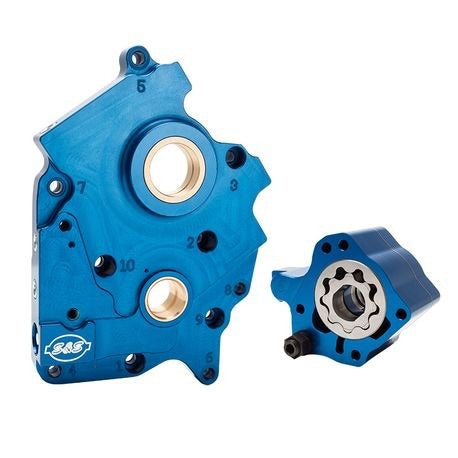 S&S Oil Pump and Cam Plate Kit for 2017-19 M8 Oil Cooled Models