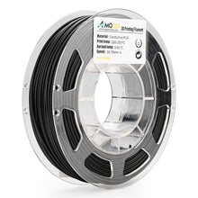 Load image into Gallery viewer, AMOLEN 3D Printer Filament, Conductive Black PLA Filament, 200G(0.44lb).