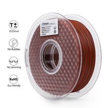 Load image into Gallery viewer, AMOLEN PLA 3D Printer Filament, 1.75mm Filament 1KG, Brick Red