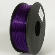 Load image into Gallery viewer, AMOLEN 3D Printer Filament Transparent ABS 1.75mm +/- 0.03 mm, 1kg(2.2LBS).