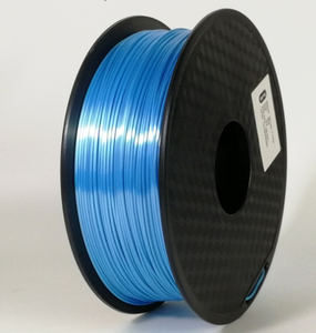 AMOLEN 3D Printer Filament, Silky 1.75mm PLA Filament +/- 0.03 mm, 1KG(2.2lb).