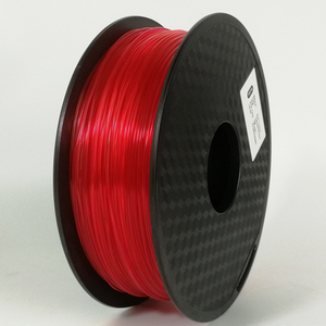 AMOLEN 3D Printer TPU Filament 1.75mm, Dimensional Accuracy +/- 0.03 mm, 0.8KG/1.8LBS.