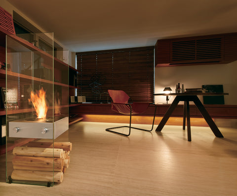 Ghost Ethanol Fireplace