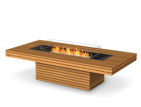 Gin 90 Chat Ethanol Fire Table