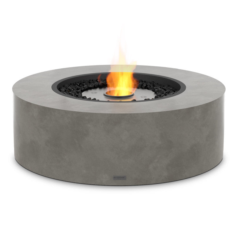Ark 40 ethanol fire pit table stock