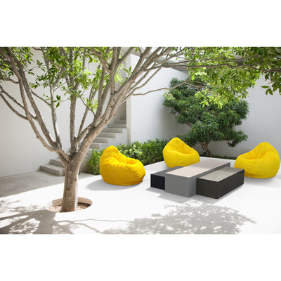 Bloc L3 Concrete Coffee Table - Outdoor Living Essentials
