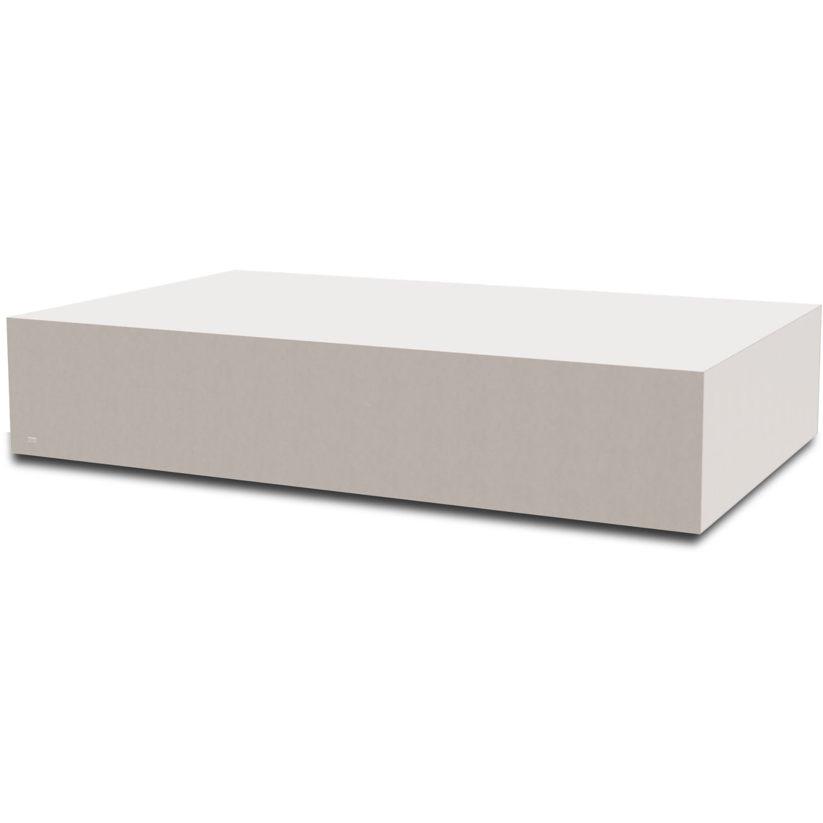 Bloc L5 Concrete Coffee Table - Outdoor Living Essentials