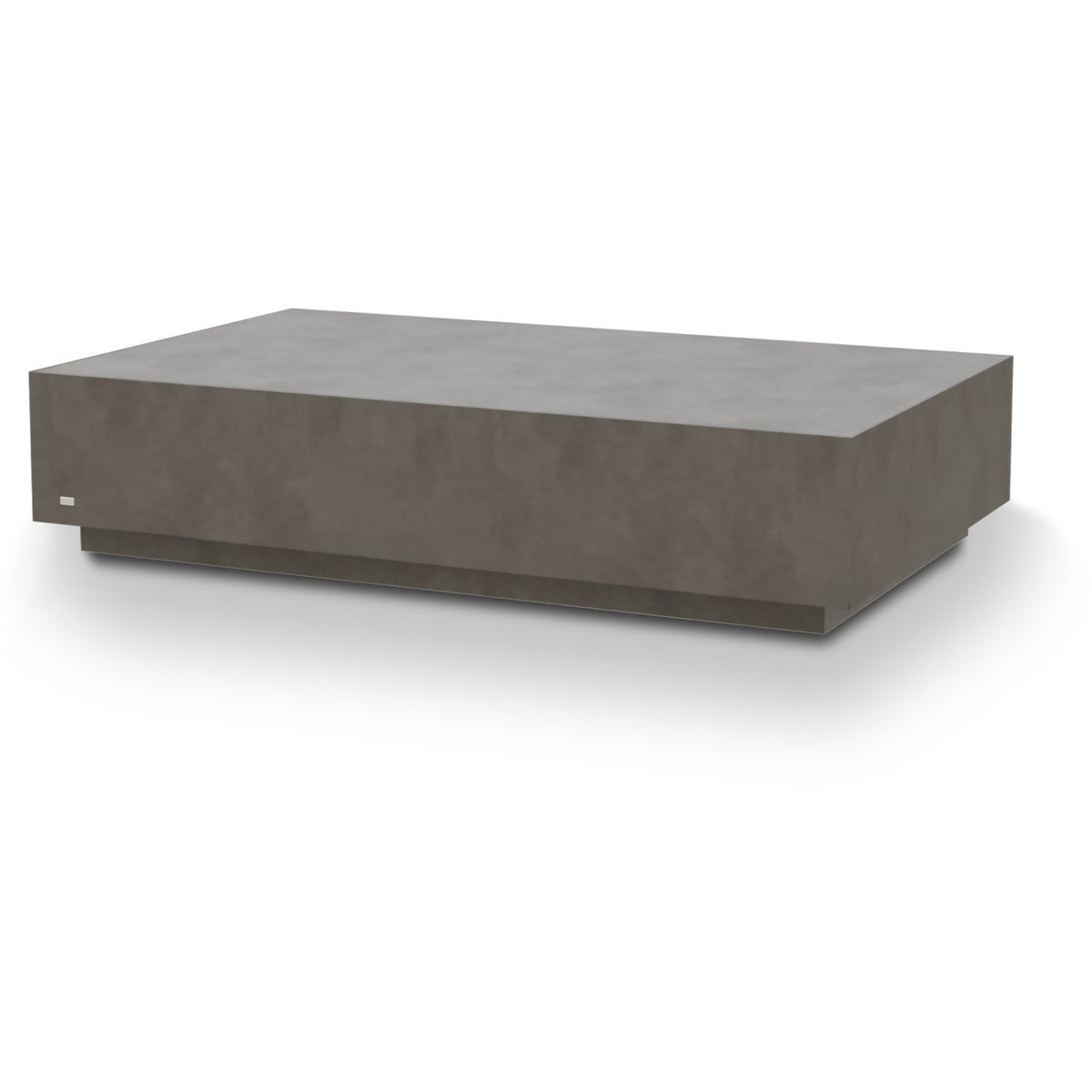 Bloc L6 Concrete Coffee Table - Outdoor Living Essentials