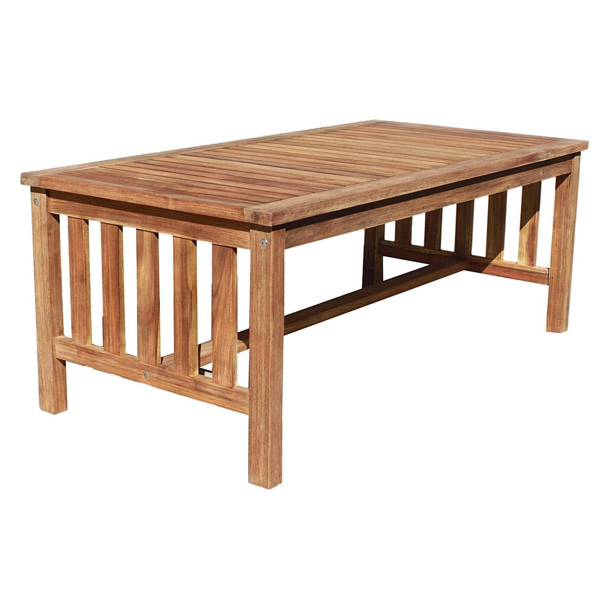 Classic Outdoor Coffee Table - Outdoor Living Essentials
