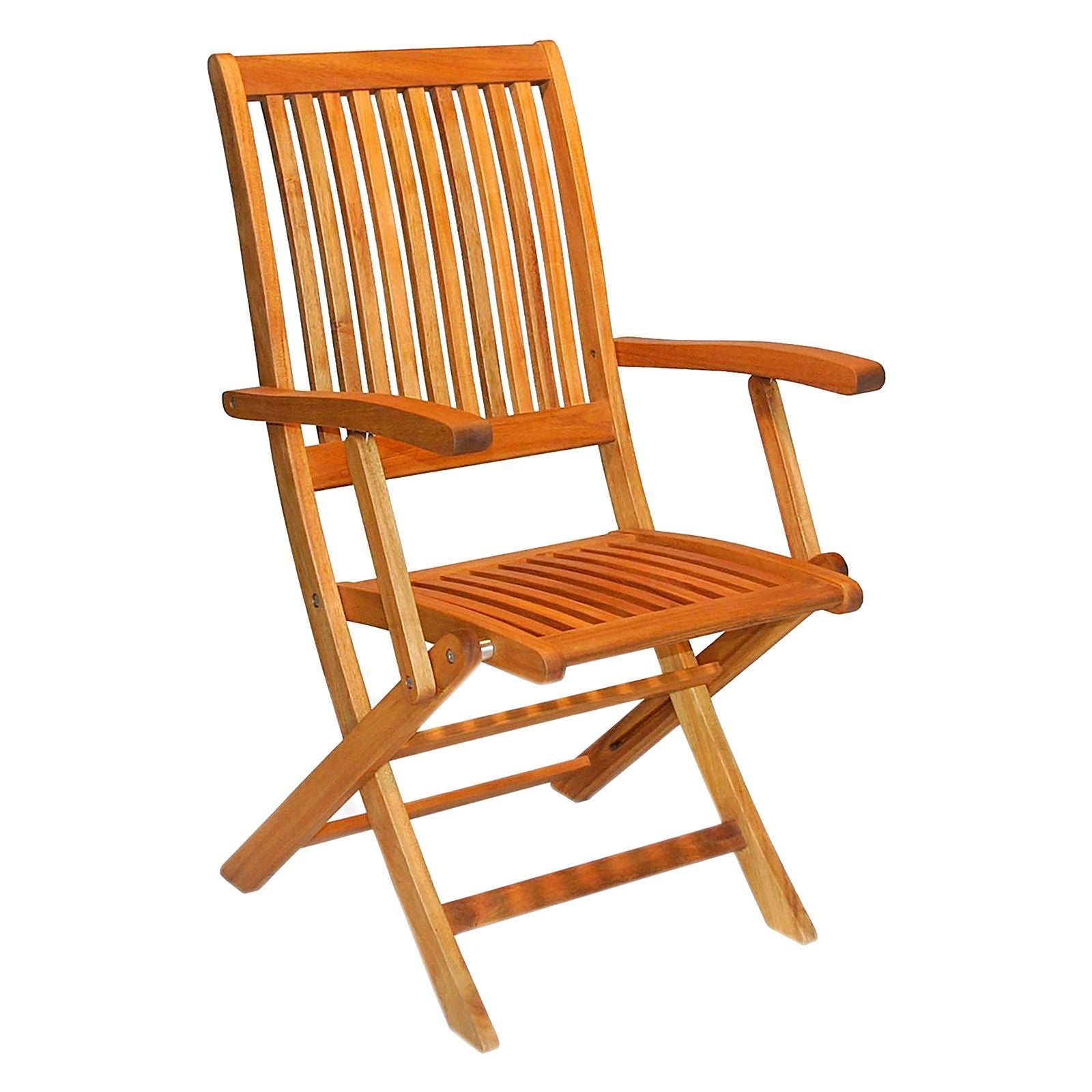 Espanyol Folding Outdoor Armchair - Outdoor Living Essentials