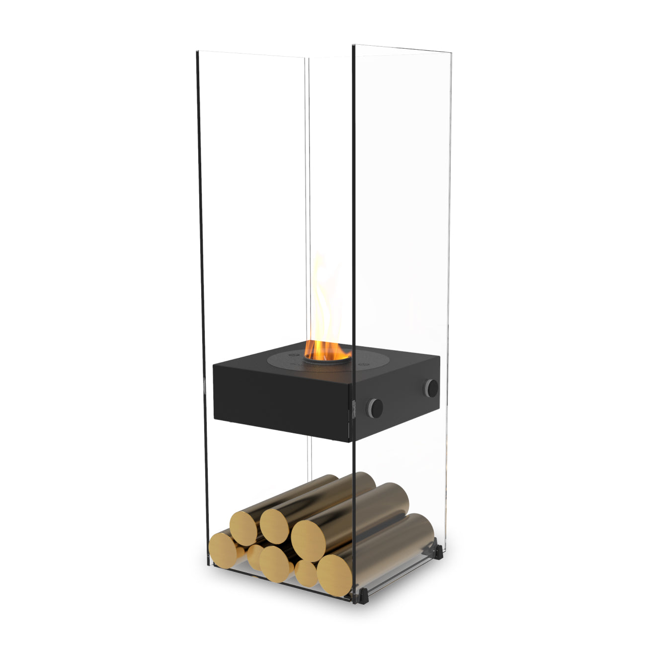 Black Friday Ghost Ethanol Designer Fireplace