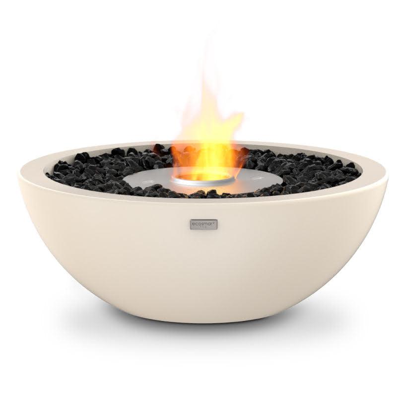 Mix 600 ethanol fire pit bone