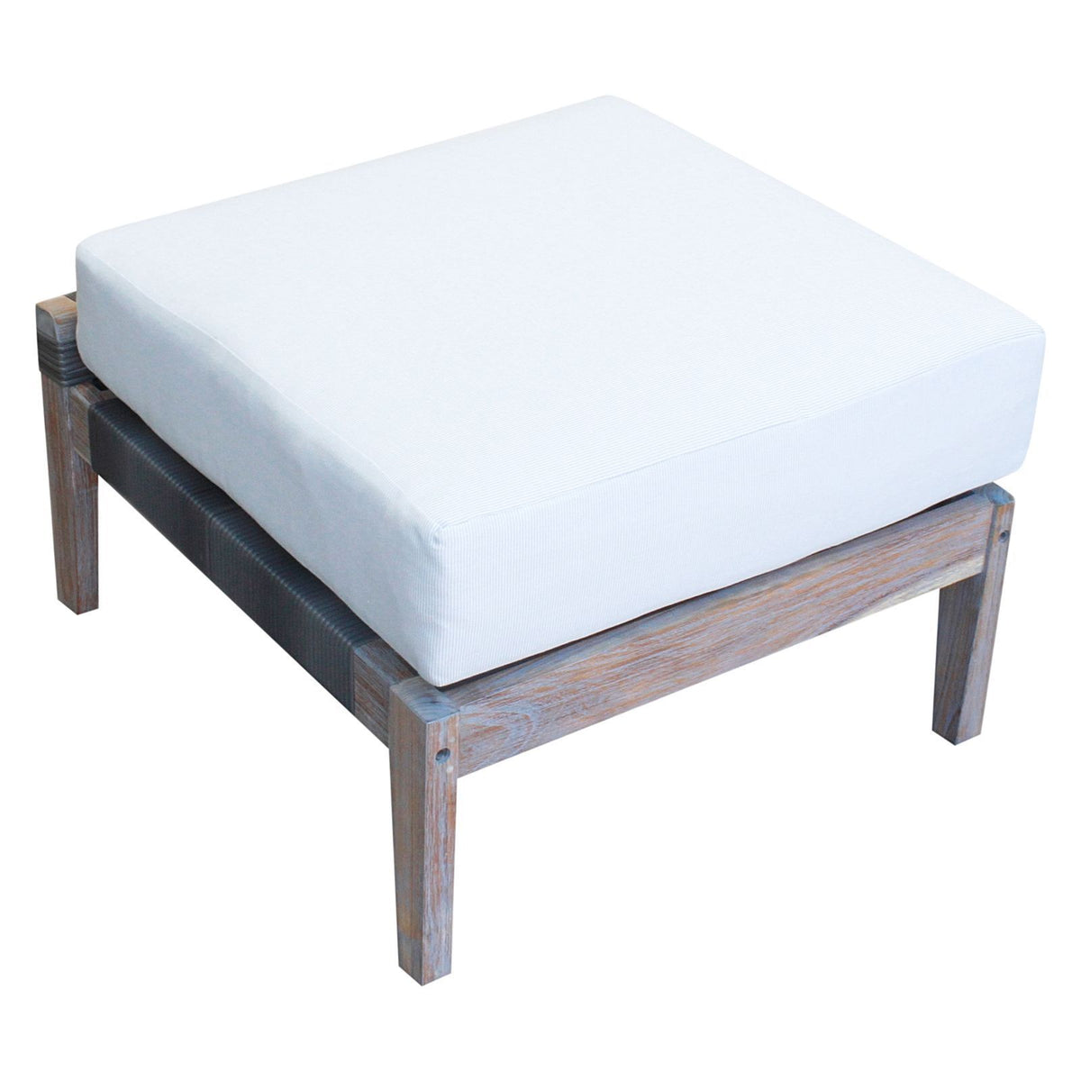 Paradise Outdoor Ottoman - Outdoor Living Essentials