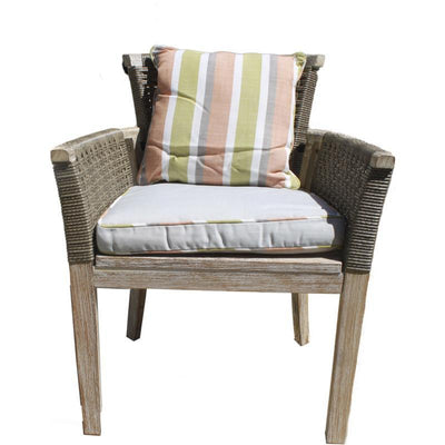 Rio Outdoor Armchair Highback - Outdoor Living Essentials