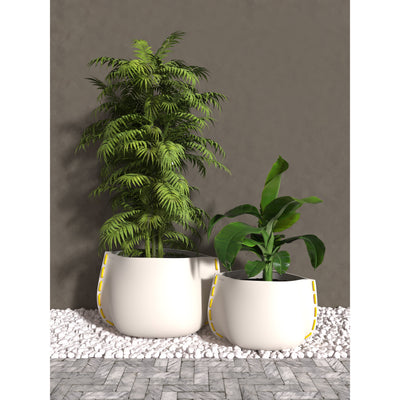 Stitch 75 Designer Pot Plant - Outdoor Living Essentials