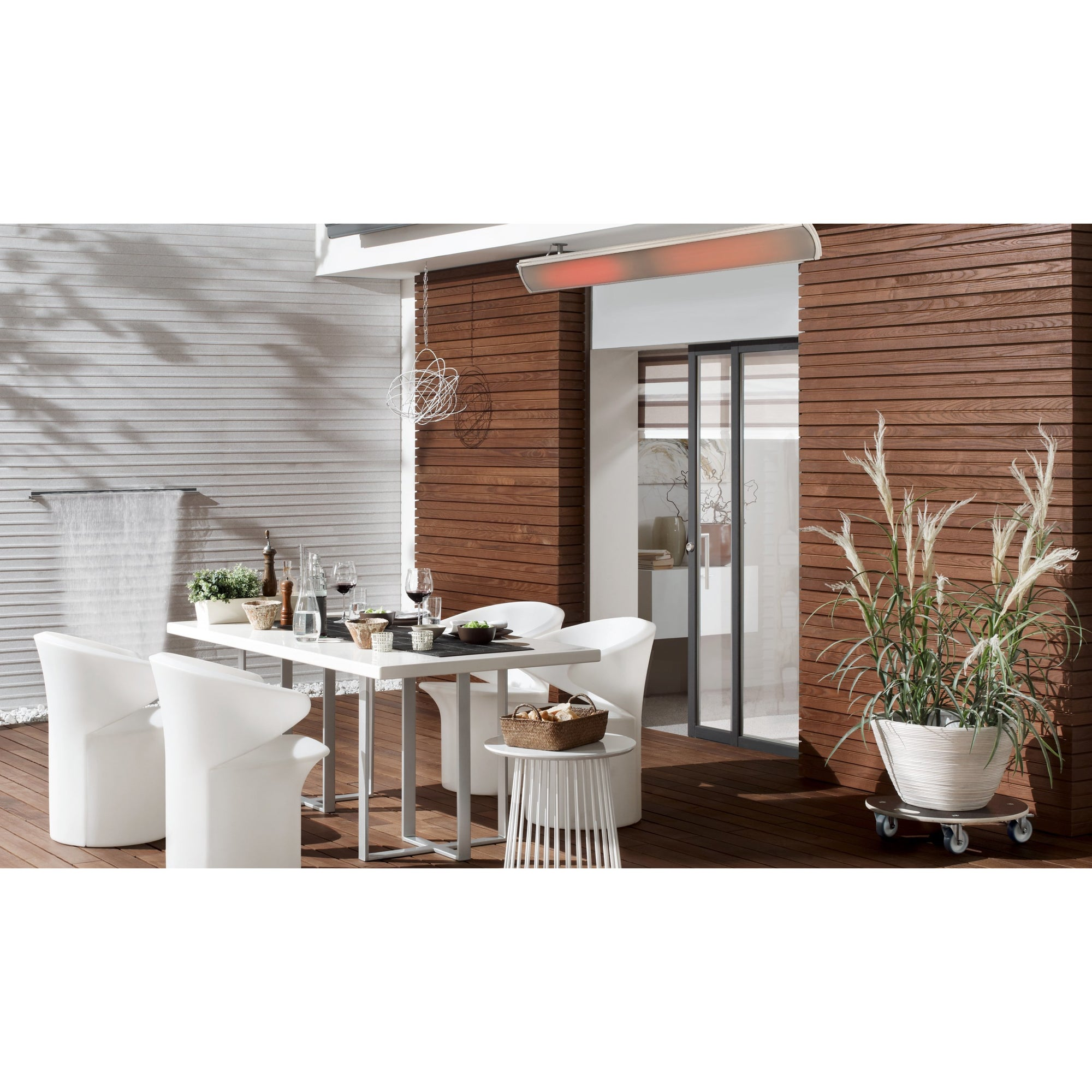 Vision 3200W Infrared Radiant Heater- Outdoor Living ... on Vision Outdoor Living id=70318