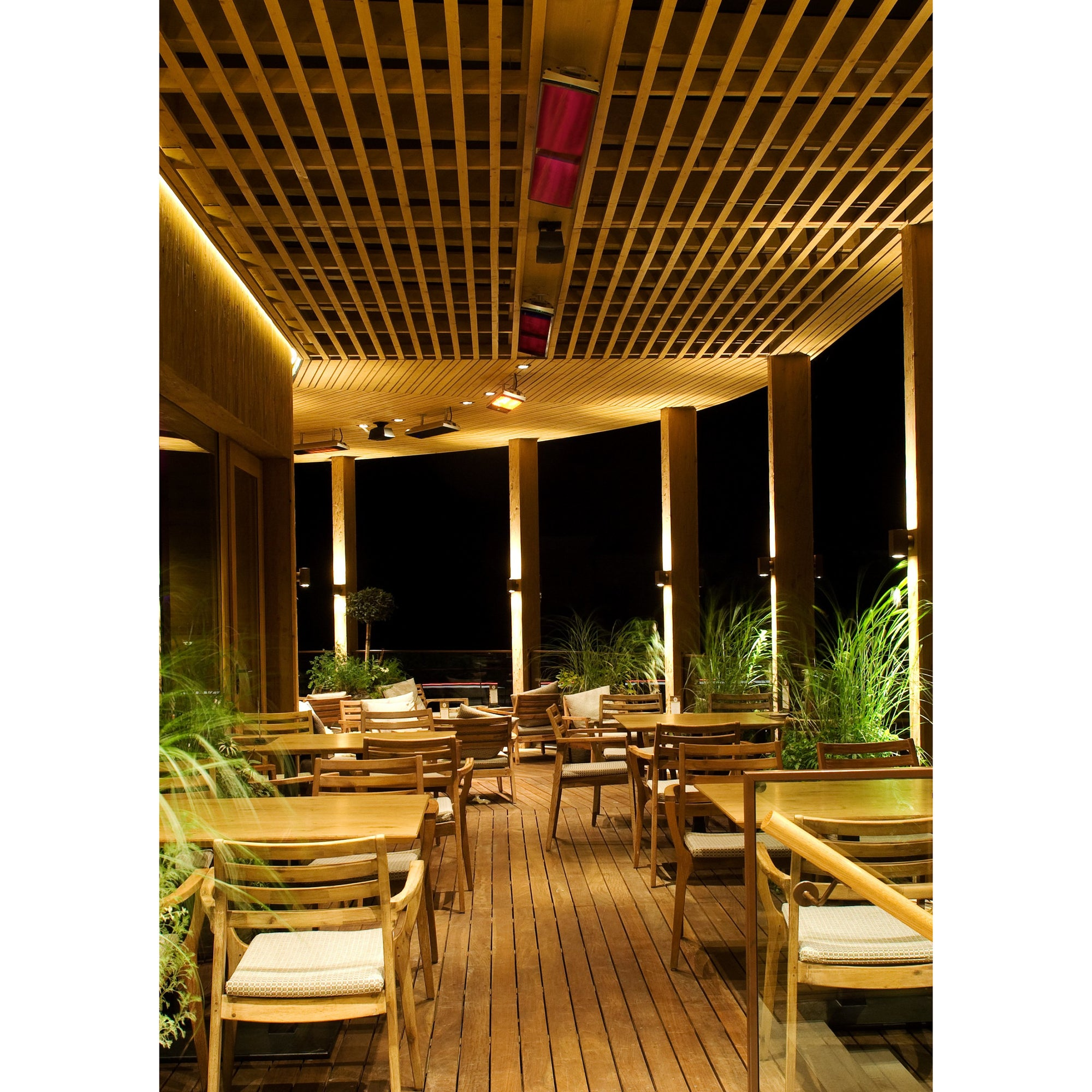 Vision 3200W Infrared Radiant Heater- Outdoor Living ... on Vision Outdoor Living id=67589