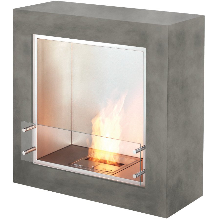 Cube Limited Edition Fireplace - Outdoor Living Essentials