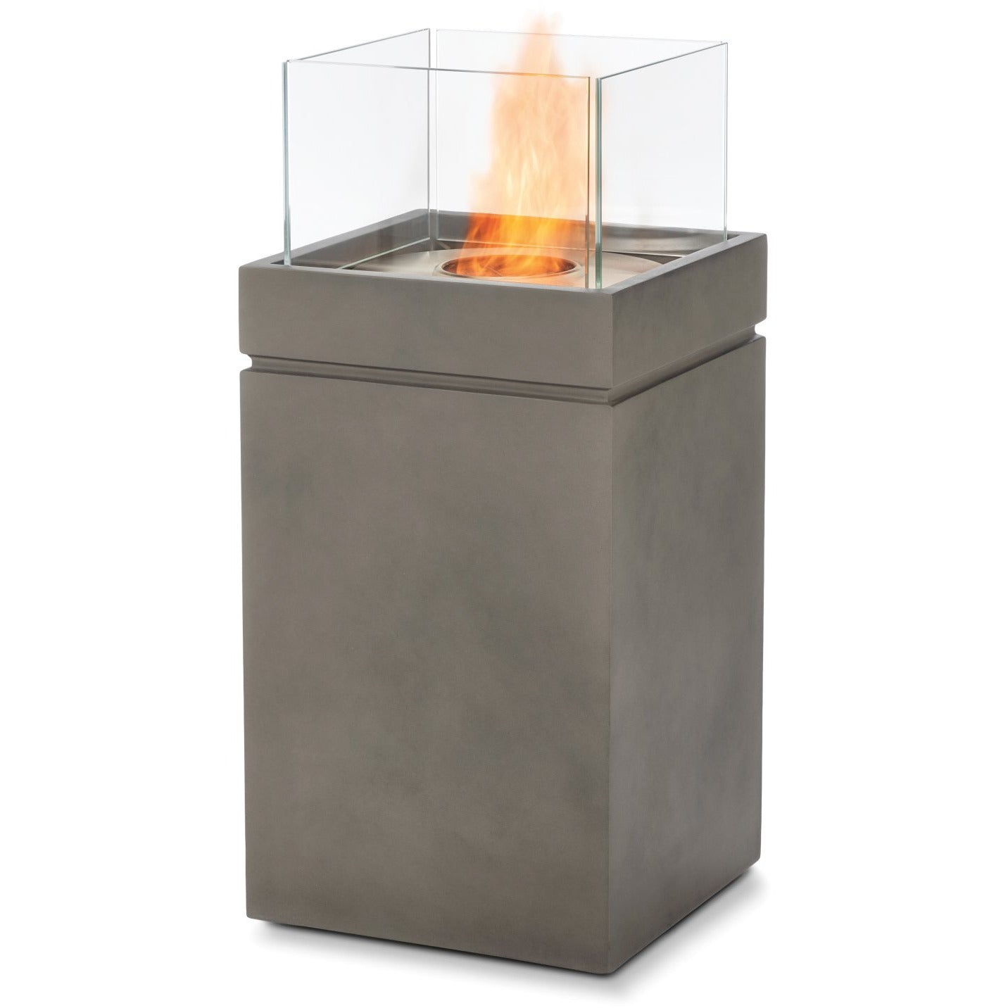Tower Ethanol Fireplace