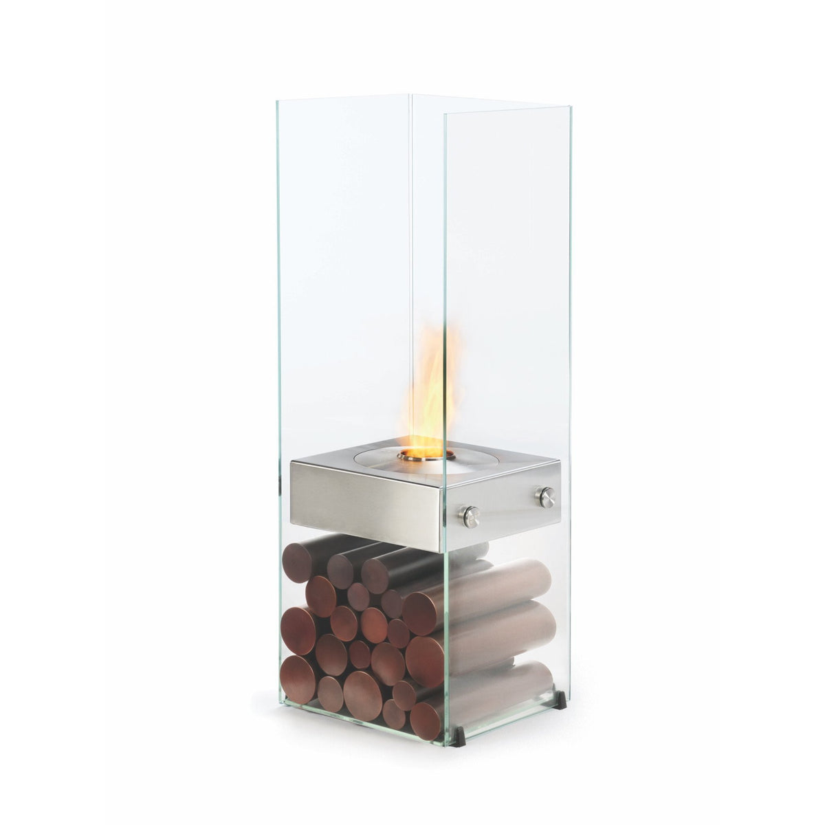 Ghost Ethanol Designer Fireplace - Outdoor Living Essentials